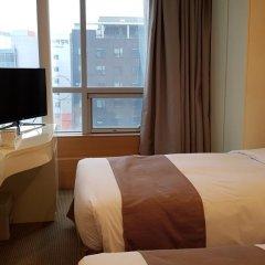 Tmark Hotel Myeongdong 3* Стандартный номер с 2 отдельными кроватями фото 2