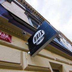 Brix Hostel Стандартный номер с двуспальной кроватью фото 4