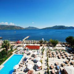 Pasa Beach Hotel - All Inclusive Мармарис пляж