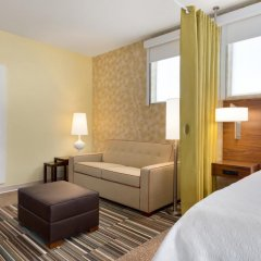Отель Home2 Suites by Hilton Cleveland Beachwood 2* Люкс разные типы кроватей