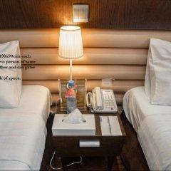 Mark Inn Hotel Deira 2* Стандартный номер с 2 отдельными кроватями фото 4