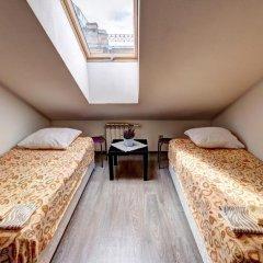 Хостел Крыша Кровать в общем номере двухъярусные кровати фото 17