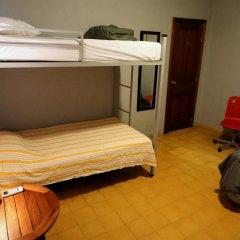 La Ronda Hostel Tegucigalpa Стандартный номер с различными типами кроватей фото 8