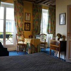 Отель Relais Médicis 4* Стандартный номер с различными типами кроватей фото 6