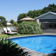Отель Broadlands Country House бассейн фото 2