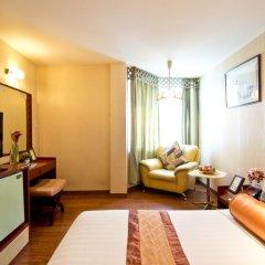 Отель Fortuna Hotel Таиланд, Бангкок - отзывы, цены и фото номеров - забронировать отель Fortuna Hotel онлайн комната для гостей фото 5