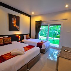 Phuket Airport Hotel 3* Стандартный номер разные типы кроватей фото 11