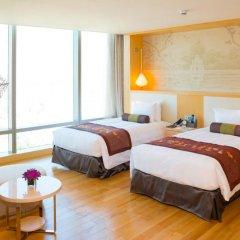 Отель Lotte Hanoi 5* Номер Делюкс фото 2