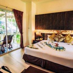 Отель Al's Laemson Resort 3* Вилла Делюкс с различными типами кроватей фото 16