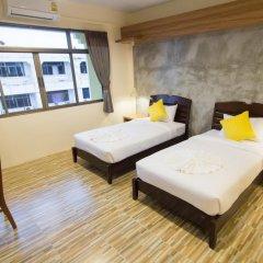 K.L. Boutique Hotel 2* Улучшенный номер с 2 отдельными кроватями фото 7