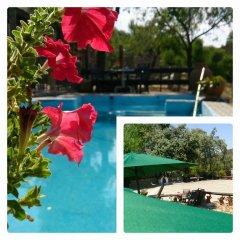 Отель Valdolázaro Испания, Бельвис-де-ла-Хара - отзывы, цены и фото номеров - забронировать отель Valdolázaro онлайн бассейн