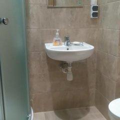 Отель Pokoje u Sarnowskich Косцелиско ванная фото 2