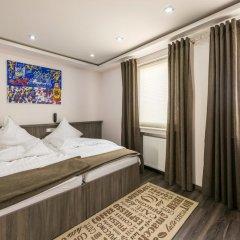 Отель Bürgerhofhotel 3* Стандартный номер с двуспальной кроватью фото 9