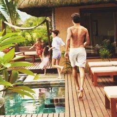 Отель Shanti Maurice Resort & Spa 5* Вилла Делюкс с различными типами кроватей фото 5