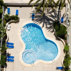 Отель Edificio Porto Azul бассейн