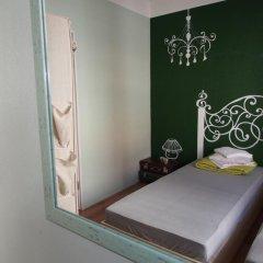 Отель Amber Rooms Стандартный номер с двуспальной кроватью (общая ванная комната) фото 3