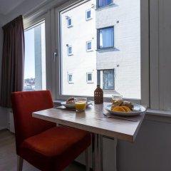 Enter City Hotel 3* Стандартный номер с различными типами кроватей фото 5