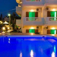 Отель Ilios Studios Stalis бассейн фото 3