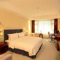 Oriental Garden Hotel 4* Номер Бизнес с различными типами кроватей фото 3