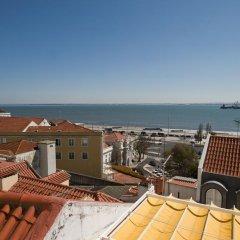 Отель Localtraveling Remedios Португалия, Лиссабон - отзывы, цены и фото номеров - забронировать отель Localtraveling Remedios онлайн пляж