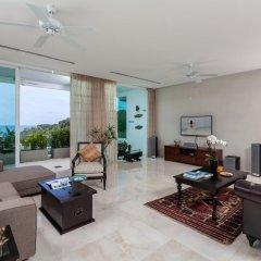 Отель Luxury Seaview Penthouse Kamala Beach комната для гостей фото 4