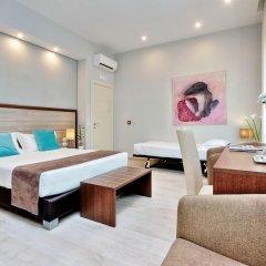 Отель Relais Servio Tullio Стандартный номер с различными типами кроватей фото 5