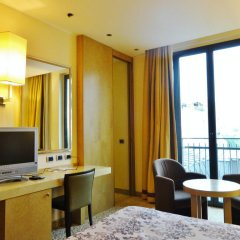 Hotel Tiffany Milano Треццано-суль-Навиглио удобства в номере фото 5