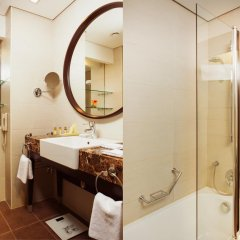 Гостиница Crowne Plaza Moscow - Tretyakovskaya 4* Улучшенный номер с двуспальной кроватью фото 7