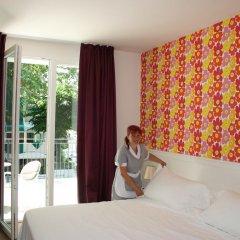Rimini Suite Hotel 4* Стандартный номер с различными типами кроватей фото 14