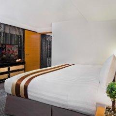 Metropark Hotel Wanchai Hong Kong 4* Представительский люкс с различными типами кроватей фото 3