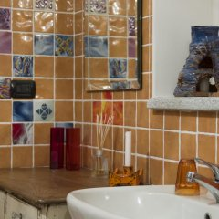Отель La Branda Италия, Шампорше - отзывы, цены и фото номеров - забронировать отель La Branda онлайн ванная
