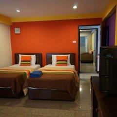 Отель Banglumpoo Place 3* Номер Делюкс с различными типами кроватей фото 8