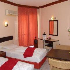 Отель Kleopatra Ikiz Otel комната для гостей фото 4