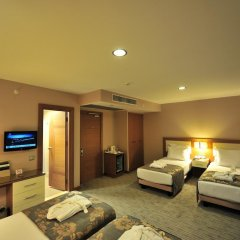 Yasmak Comfort Стандартный номер с различными типами кроватей фото 6