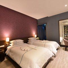 Hanoi Emerald Waters Hotel Trendy 3* Номер Делюкс с различными типами кроватей фото 2