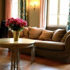 Отель Chambres d'hôtes Du Goût et des Couleurs комната для гостей