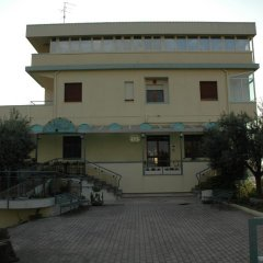 Hotel Ristorante Verna Ортона парковка
