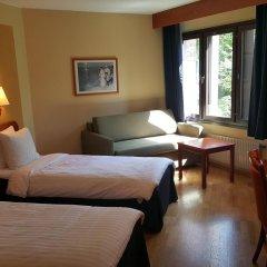 Отель Good Morning + Helsingborg комната для гостей