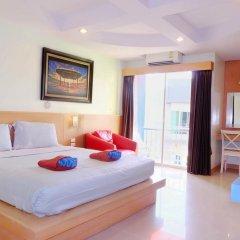 Отель Patong Eyes 3* Стандартный номер с двуспальной кроватью фото 5