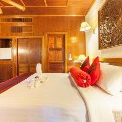 Отель Tropica Bungalow Resort 3* Улучшенное бунгало с различными типами кроватей фото 9