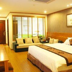 A25 Hotel Phan Chu Trinh 3* Номер Делюкс с различными типами кроватей фото 6