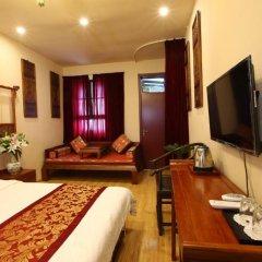 Beijing Yue Bin Ge Courtyard Hotel комната для гостей фото 3