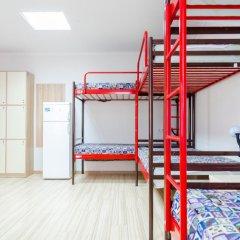 Hostel Veselka - Key2Gates Кровать в общем номере с двухъярусной кроватью фото 4