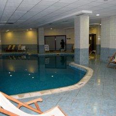 Апартаменты Persey Flora Apartments бассейн