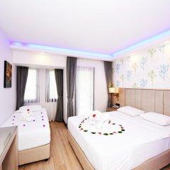 Отель Liberty Hotels Oludeniz 4* Стандартный номер с двуспальной кроватью фото 4