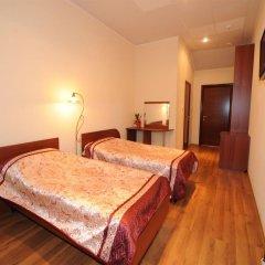 Гостиница Акварель Люкс с двуспальной кроватью фото 10
