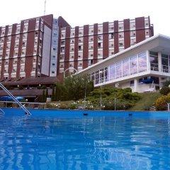 Отель Ensana Thermal Aqua Венгрия, Хевиз - 9 отзывов об отеле, цены и фото номеров - забронировать отель Ensana Thermal Aqua онлайн бассейн фото 2