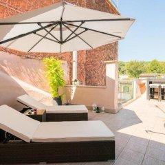 Отель Garibaldi Roof Garden Италия, Рим - отзывы, цены и фото номеров - забронировать отель Garibaldi Roof Garden онлайн бассейн
