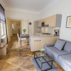 Апартаменты Bohemia Apartments Prague Centre Апартаменты с различными типами кроватей фото 19