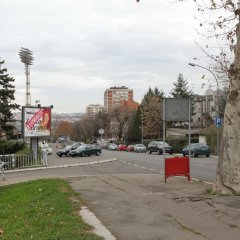 Отель B&B Klub 011 парковка